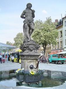 Herkulesbrunnen - Bayreuth