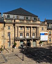 Markgräfliches Opernhaus - Bayreuth