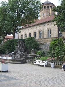 Schlosskirche - Bayreuth