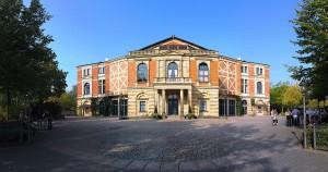 Festspielhaus - Bayreuth